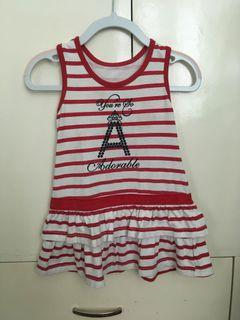 SALE! Racerback dress 2T
