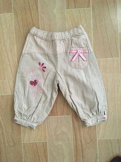 SALE! Capri pants 9-12M