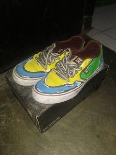 Sepatu dc original cotum warna ukuran 42