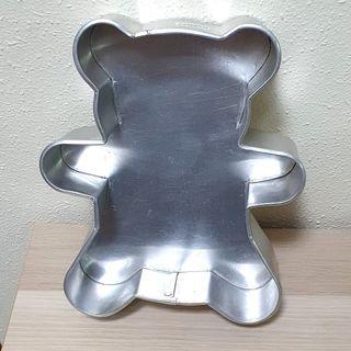 Teddy Bear Baking Cake Tin