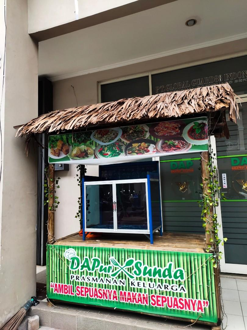 Tempat Catering Bambu