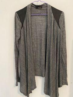 Zara Grey Cardigan