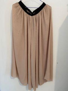 Zara Wide Pants Pleats