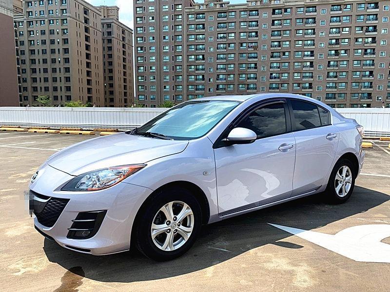 2010年Mazda 3 1.6 紫   預售20萬
