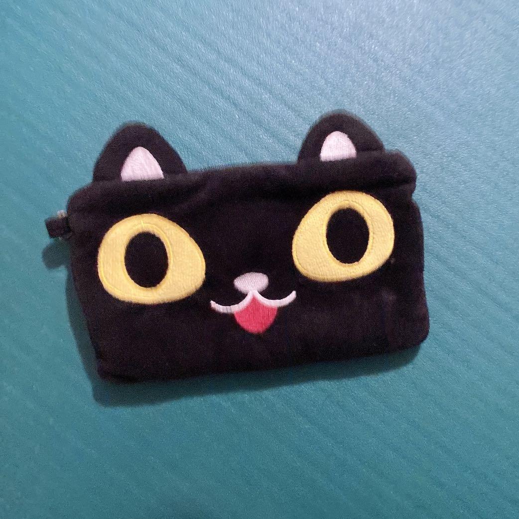 可愛貓咪2層收納包貓咪🐱