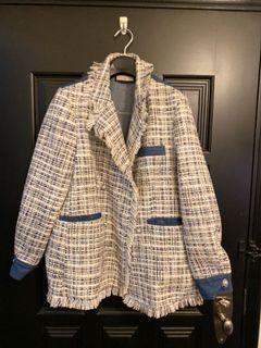 韓國拼布外套