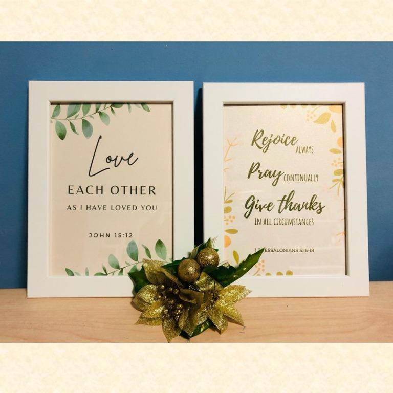 Scripture Digital Graduation Announcement...Colossians 3:23 ~  two-sided