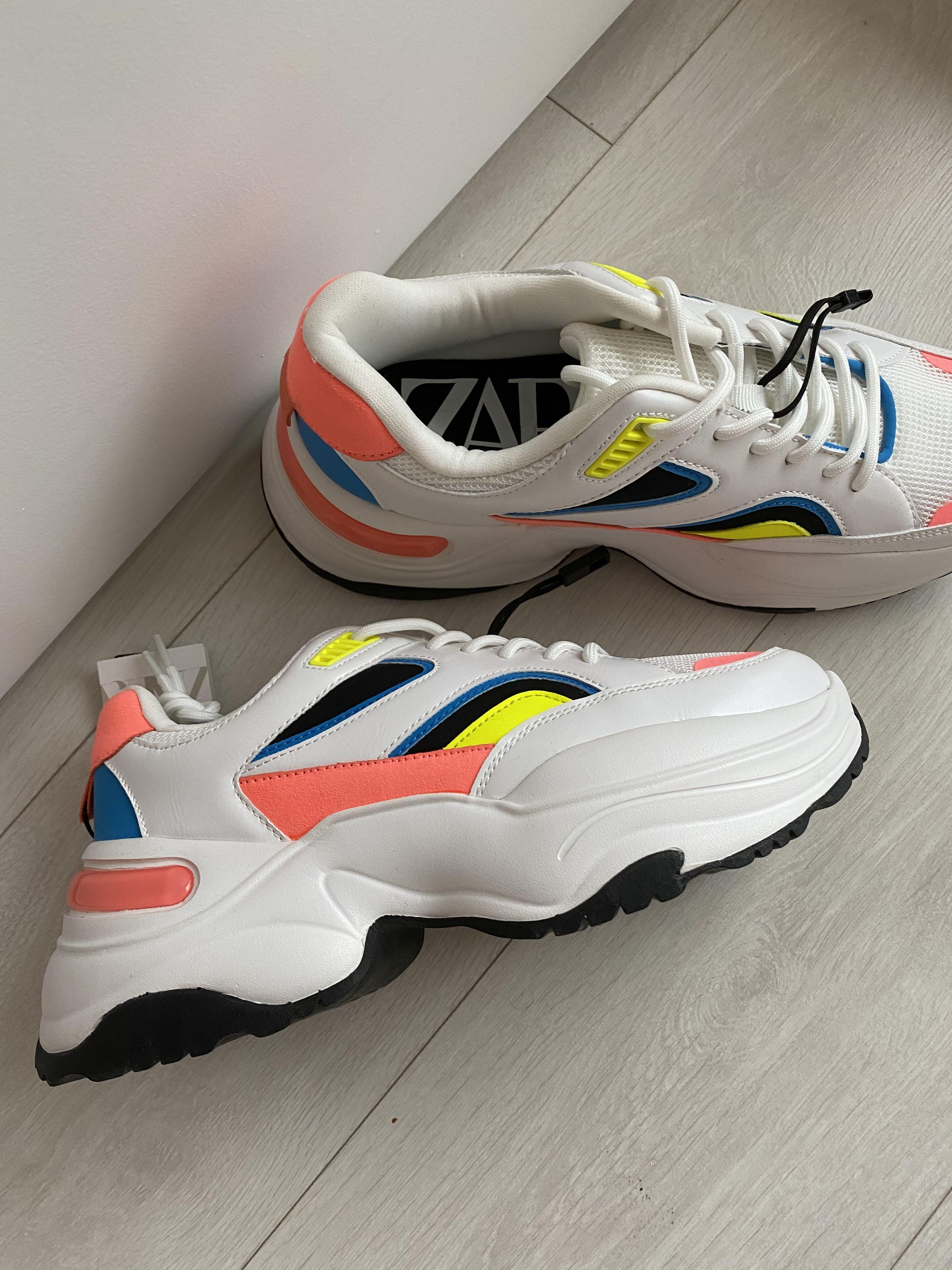 BNWT White Sneakers