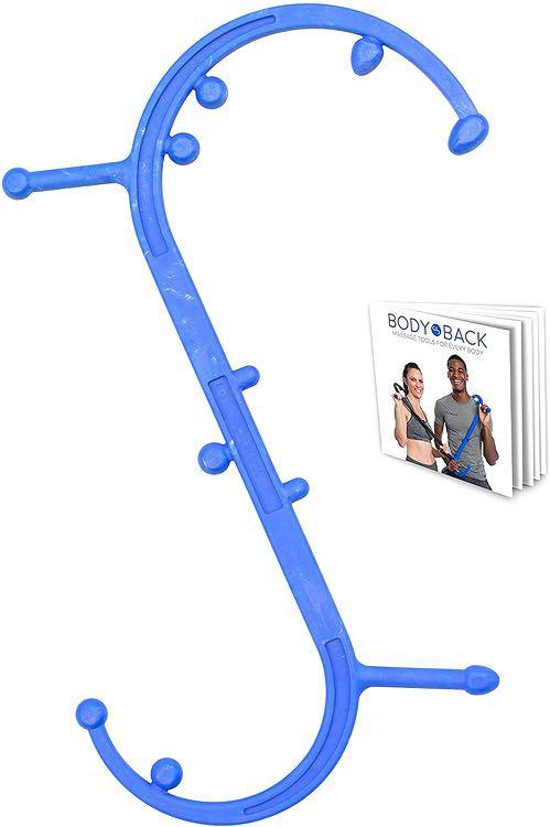 Body back buddy massager
