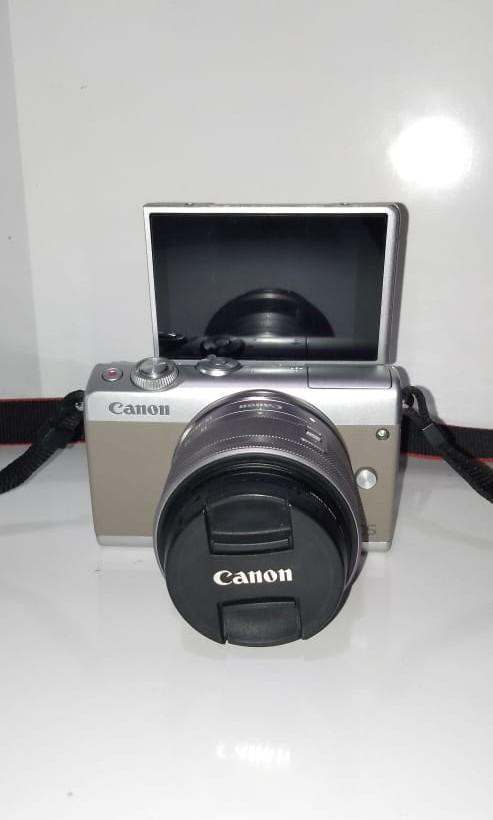 #awal2021 Camera Mirrorless Canon M100