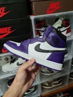 Court purple 370