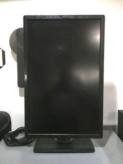 "Dell U2413F 24"" LED Backlit IPS Monitor"