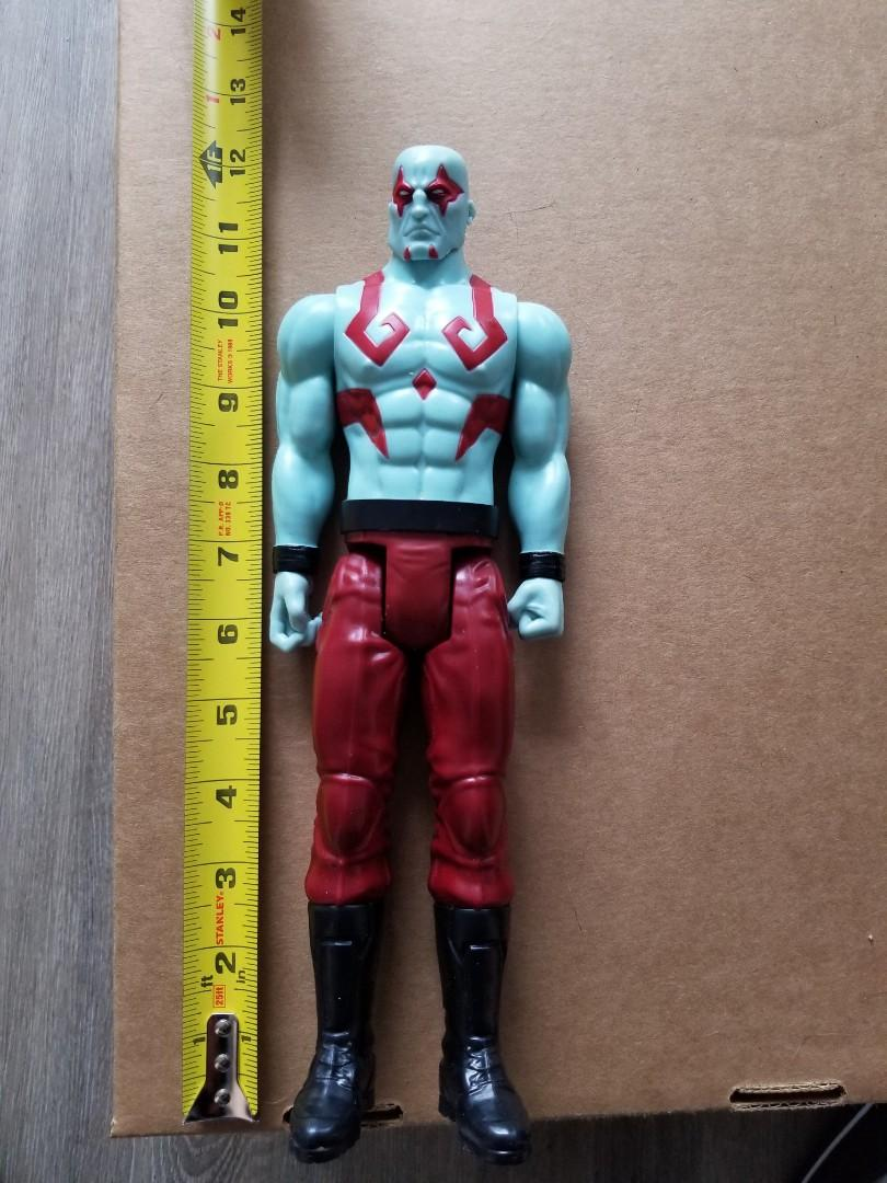 Drax The Destroyer Doll