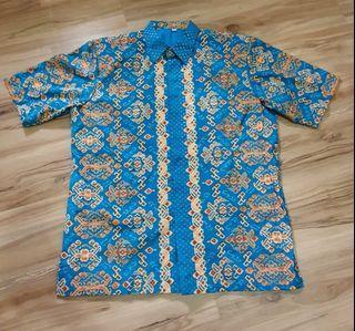 Kemeja pria batik