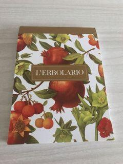 L'ERBOLARIO蕾莉歐筆記本