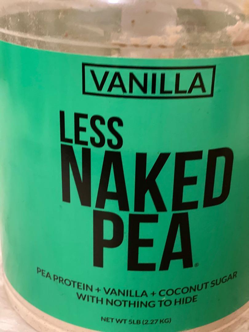 Less Naked Pea Protein Powder