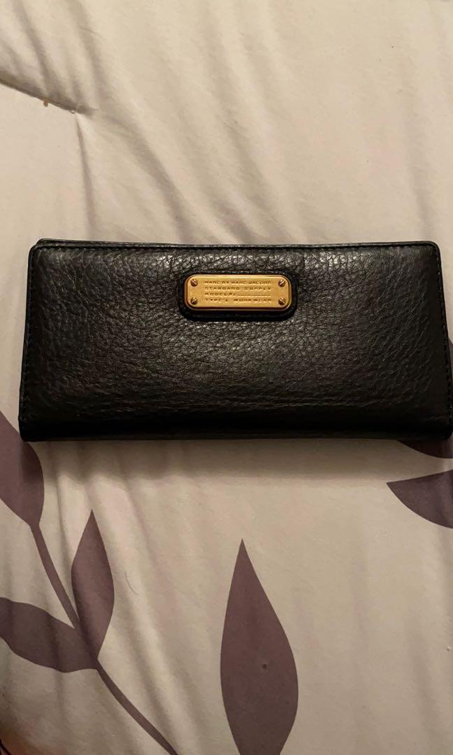 Marc Jacobs Classic Bifold Wallet