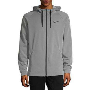 Nike's long sleeve moisture wicking hoodie large