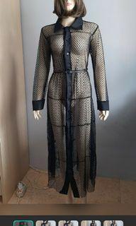 Outer / dress polkadot