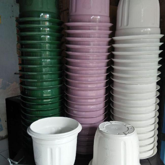 Pot Bunga Plastik Harga Lusinan