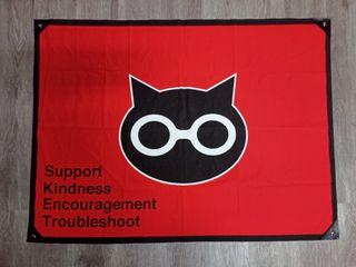 Sket Dance Flag Official Merchandise (big size)