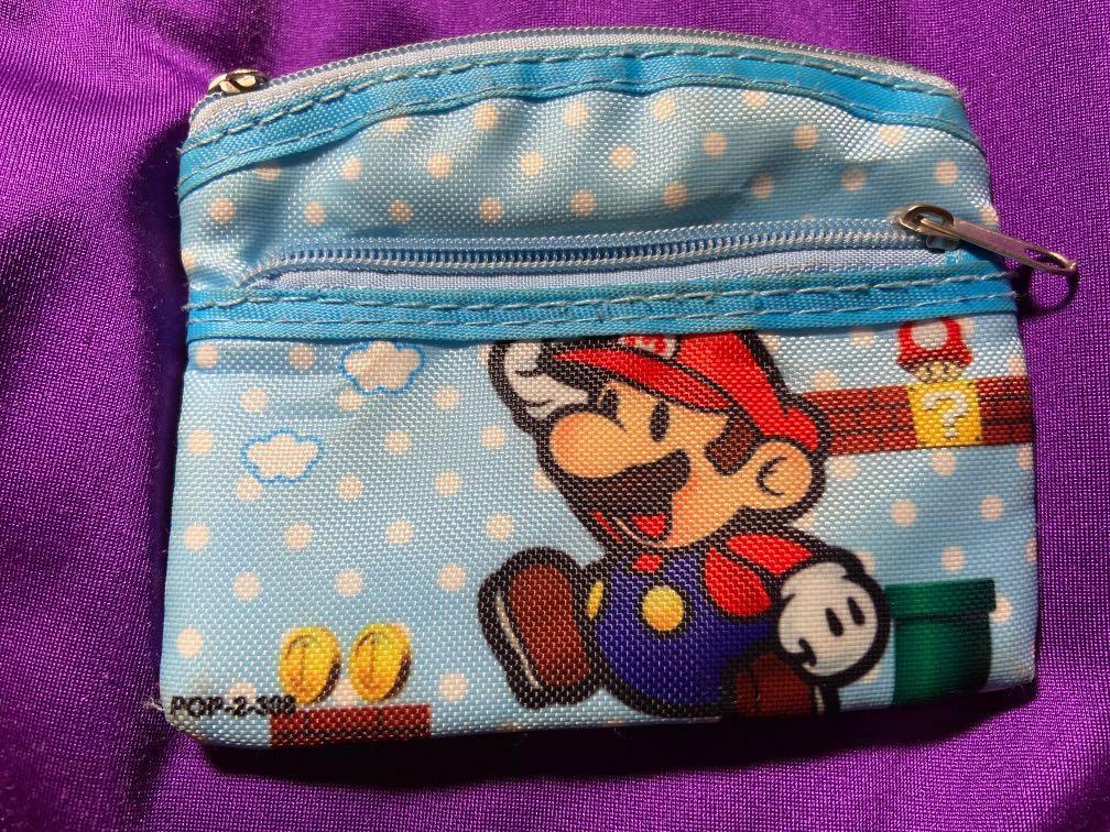Super Mario Coin Pouch