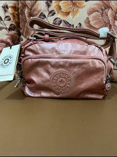 Tas Kipling Dusty Pink Metalic - NEW