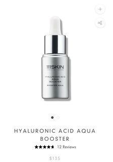 111 skin - hyaluronic acid aqua booster