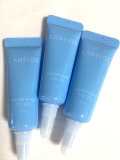 (3支)Laneige Water Bank Eye Gel