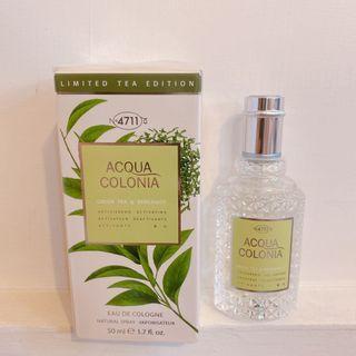 4711 colonia green tea & bergamot eau de cologne spray