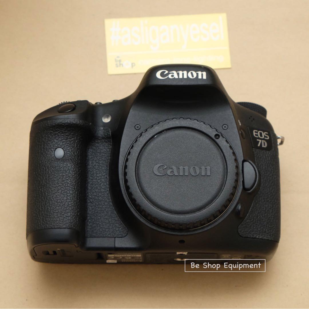 Canon eos 7d FS sc 8rb mulus
