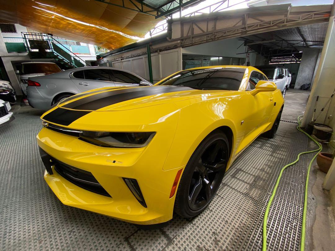 Kekurangan Chevrolet Camaro Rs Tangguh