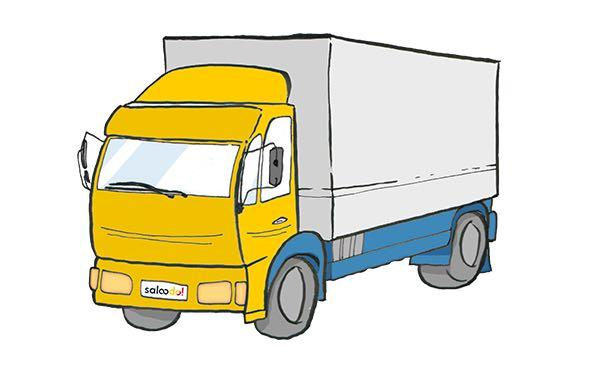 Class 3/4 lorry driver