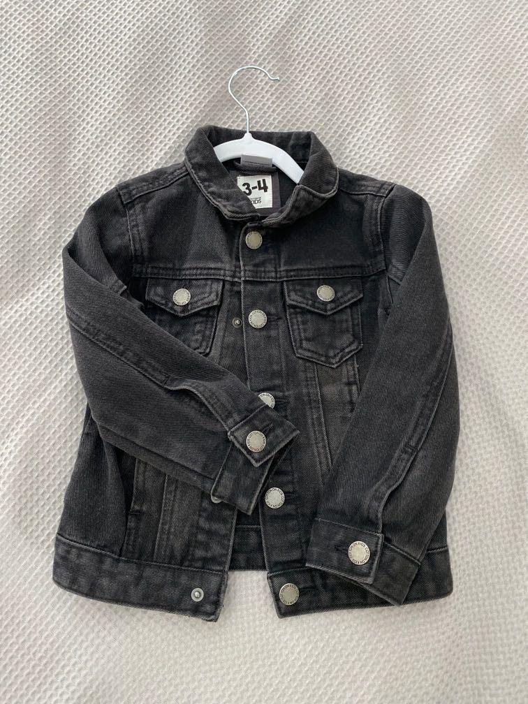 Cotton On Kids Denim Jackets