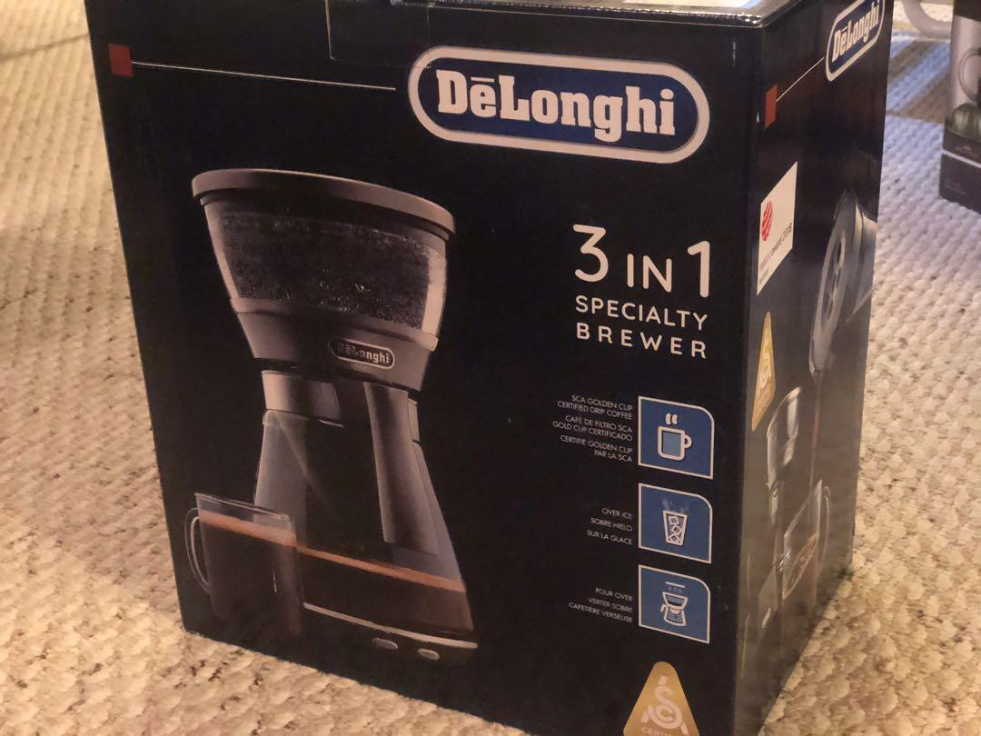 Delonghi 3in1 specialty Brewer