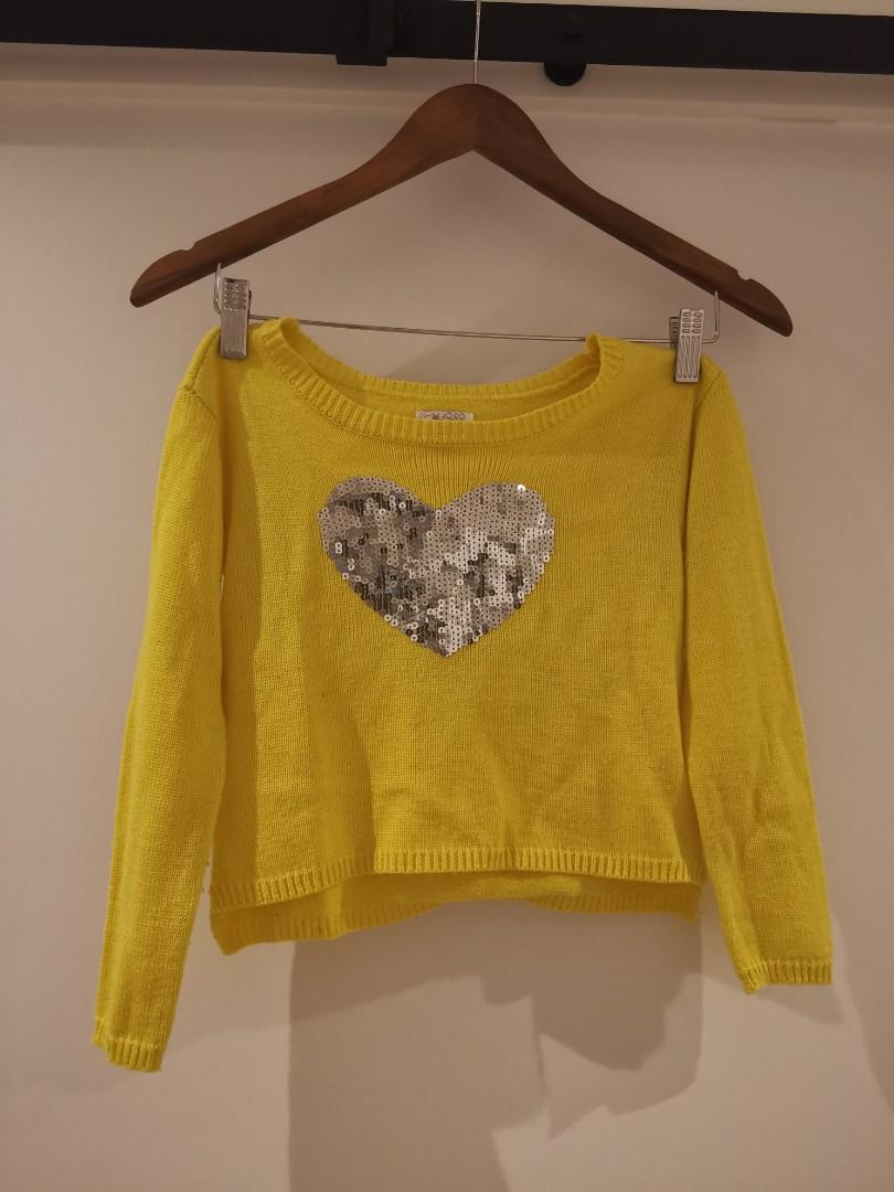 Girl 6-7y sweater