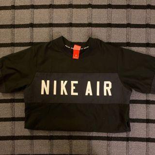 Mesh lined Nike shirt