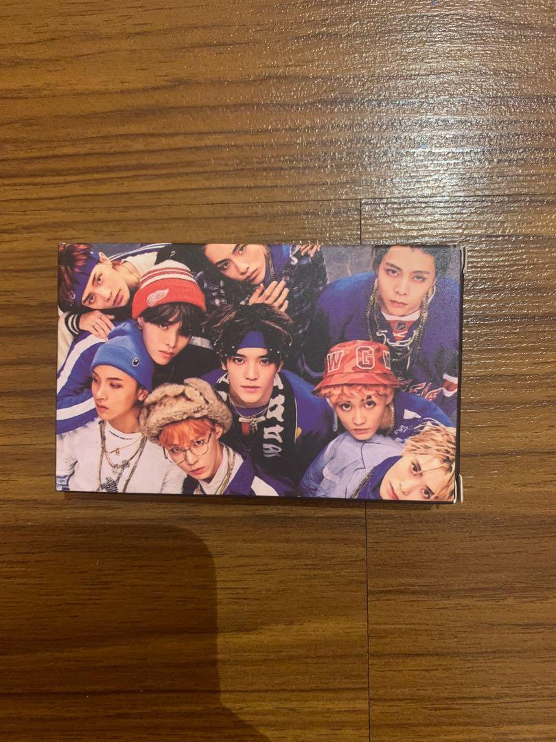 NCT Limitless Lomo Card