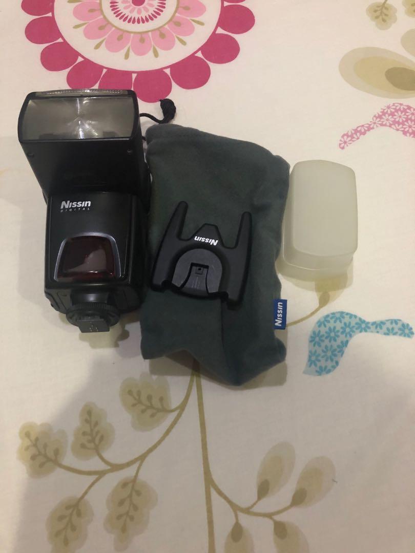Nissin DI622 speedlite for Canon