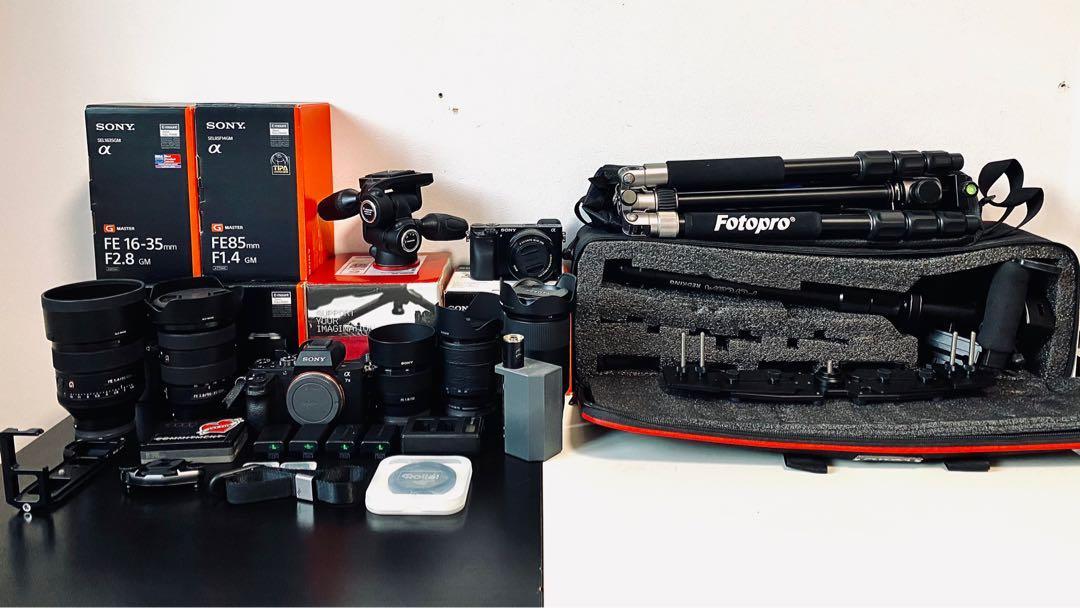 Photography Set
