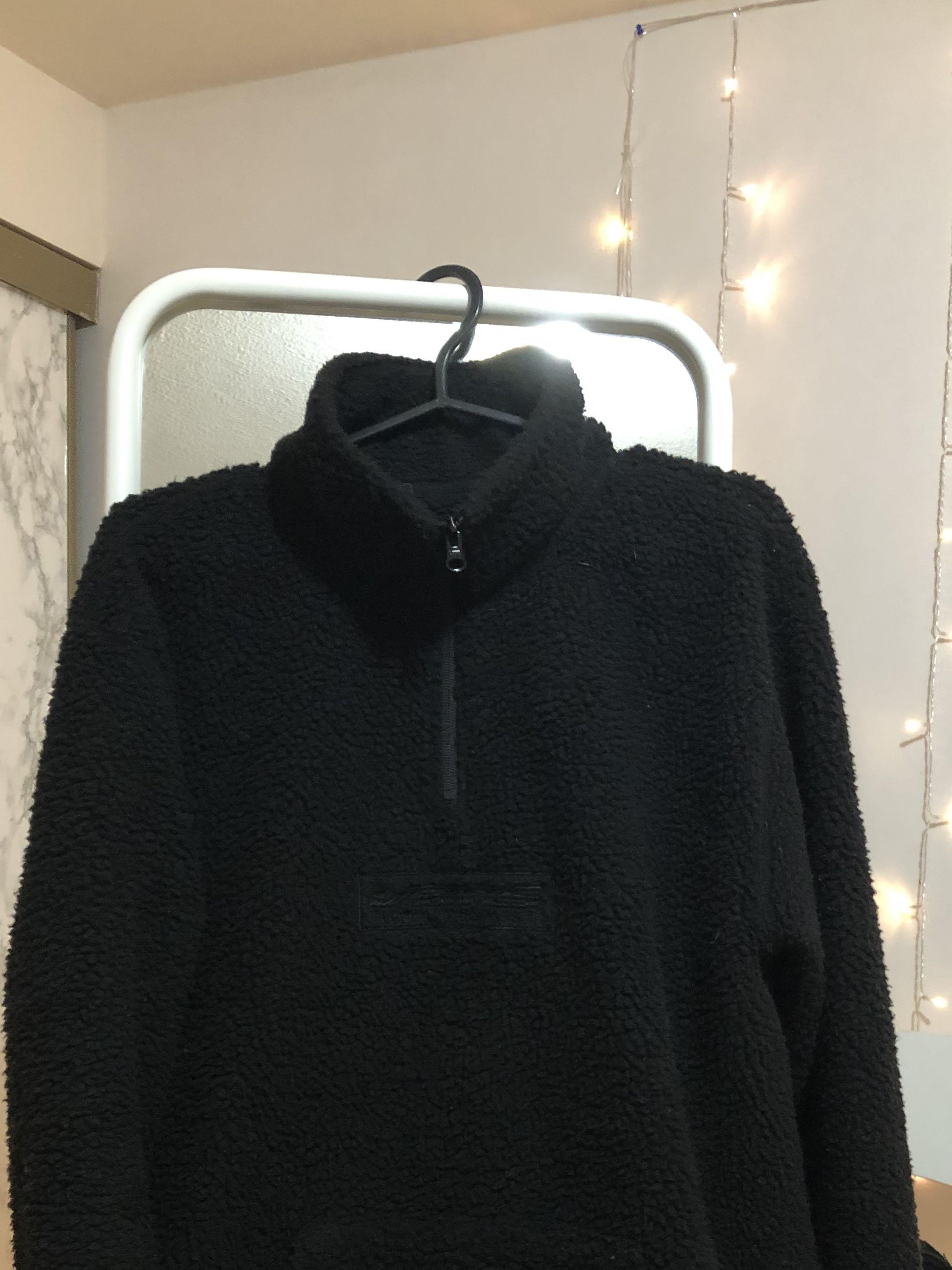 Vans fleece sweater
