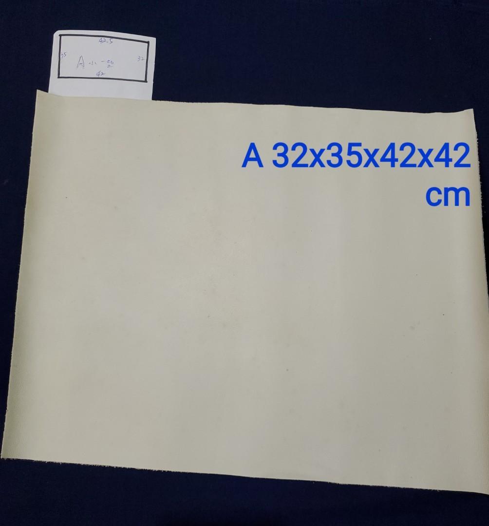 真皮軟墊寫字滑鼠墊厚實有AB2片尺寸如照片有點痕跡米白色