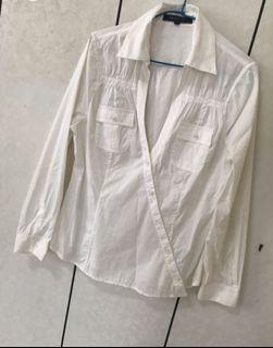 BCBG MAXAZRIA 白襯衫