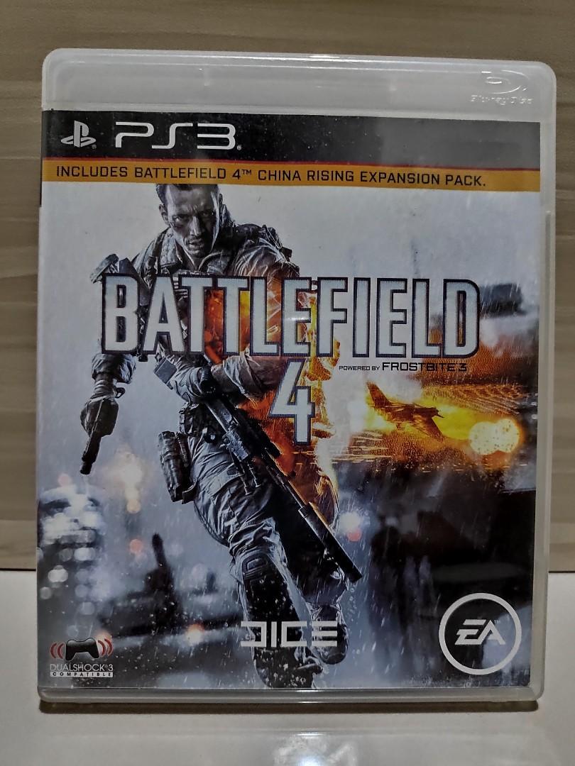 BD PS3 Battlefield 4