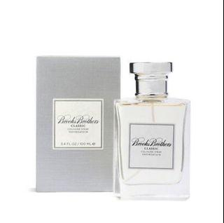 Brooks brothers cologne spray