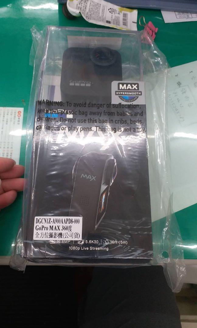 GoPro Max360 全新品