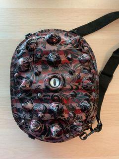 Handmade Eye Spike Bag