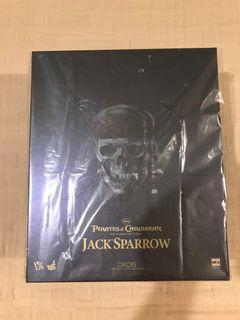 HotToys ~ Jack Sparrow DX06