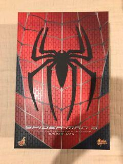 HotToys ~ Spiderman ~ Spiderman 3 Limited Edition
