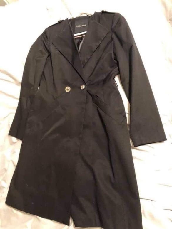 Ivanka trump trench jacket